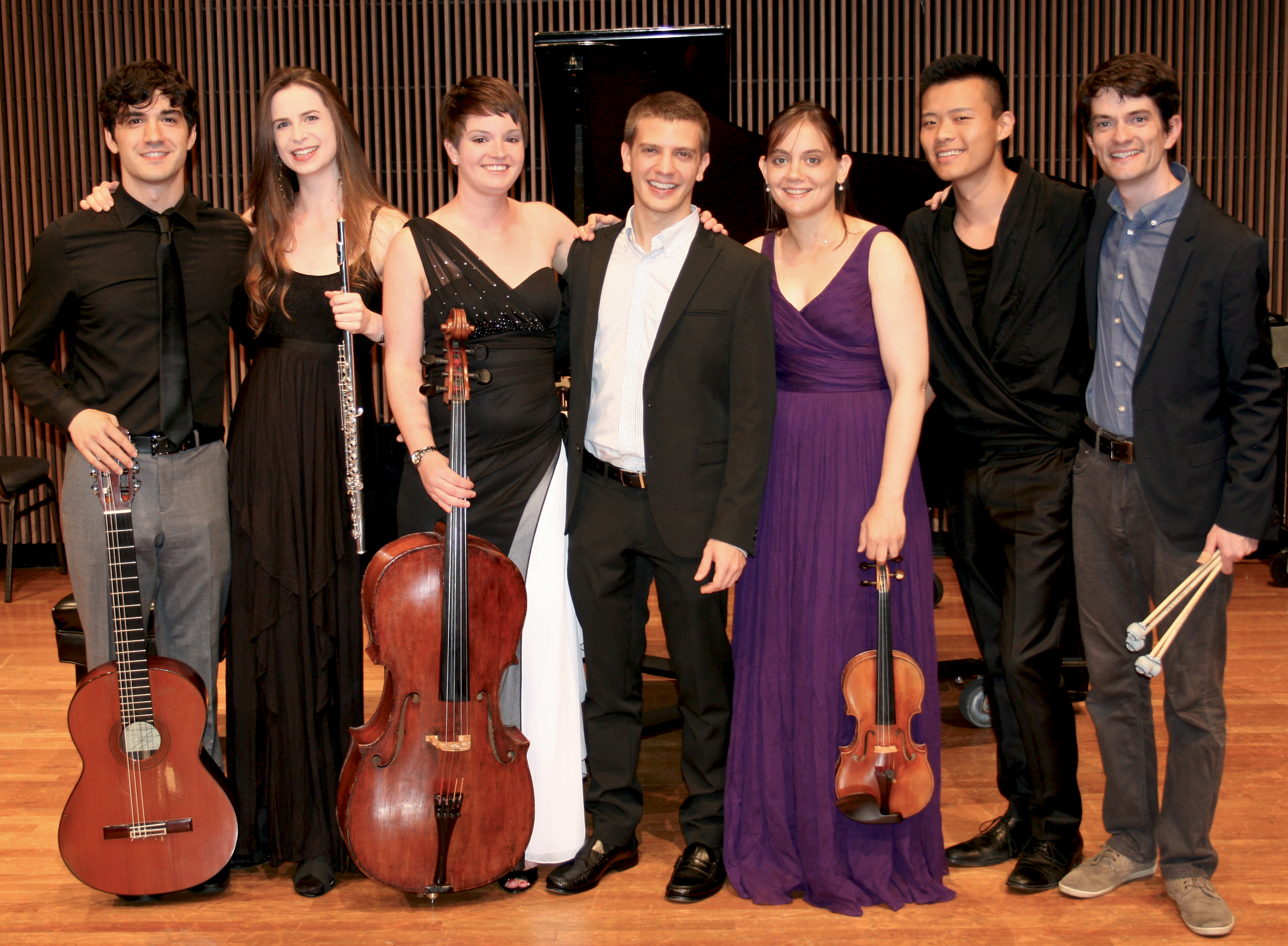 ChamberFest 2014 Group Stage